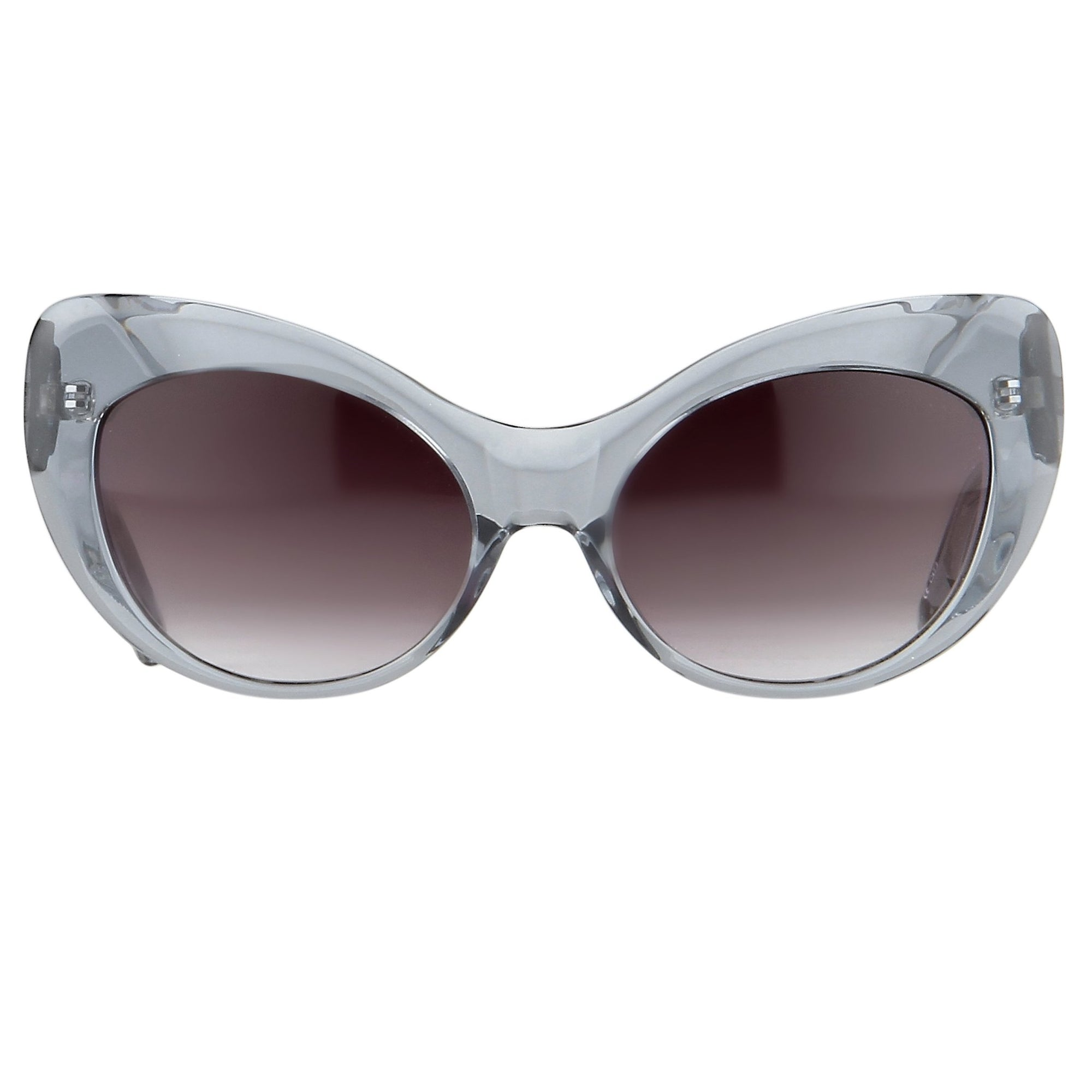 Agent Provocateur Women Sunglasses Cat Eye Blue and Grey Lenses Category 3 - AP54C7SUN - Watches & Crystals