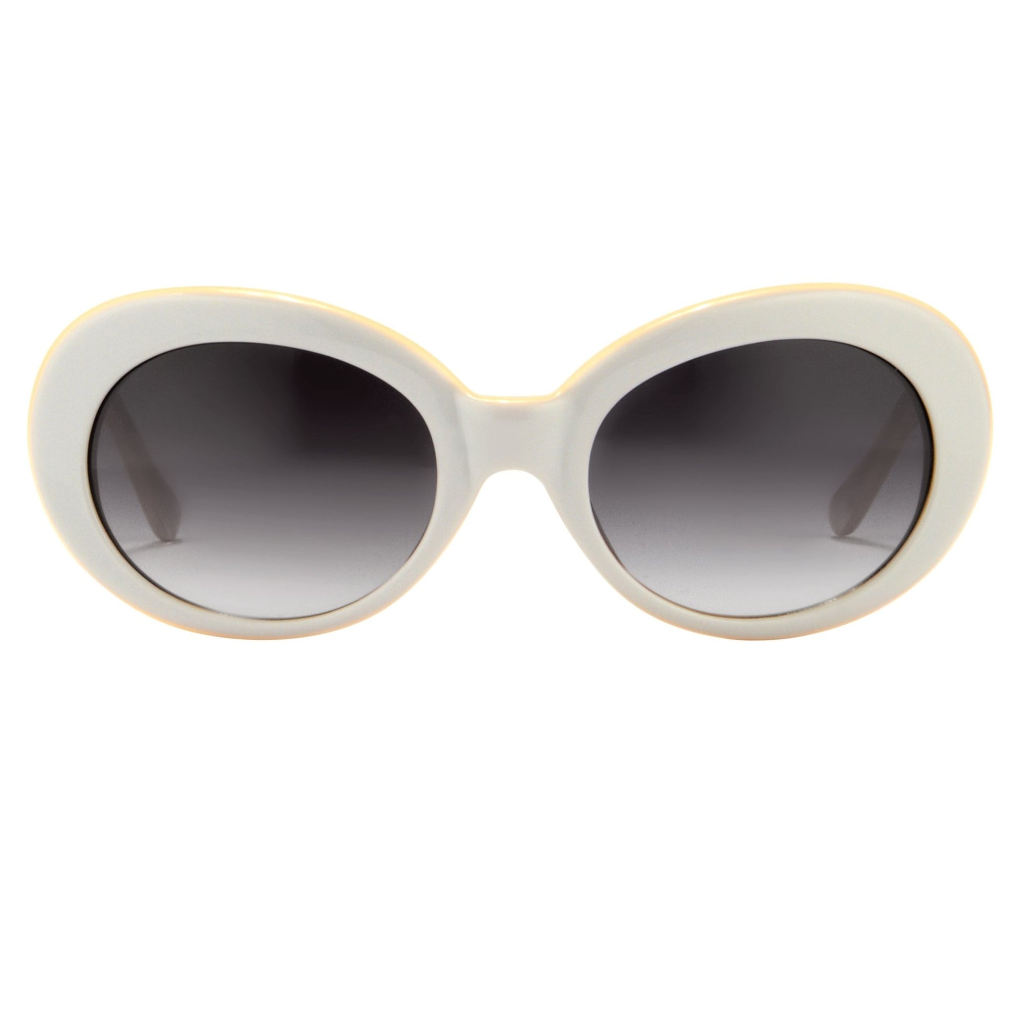 Agent Provocateur Sunglasses Oval Grey/Apricot and Grey