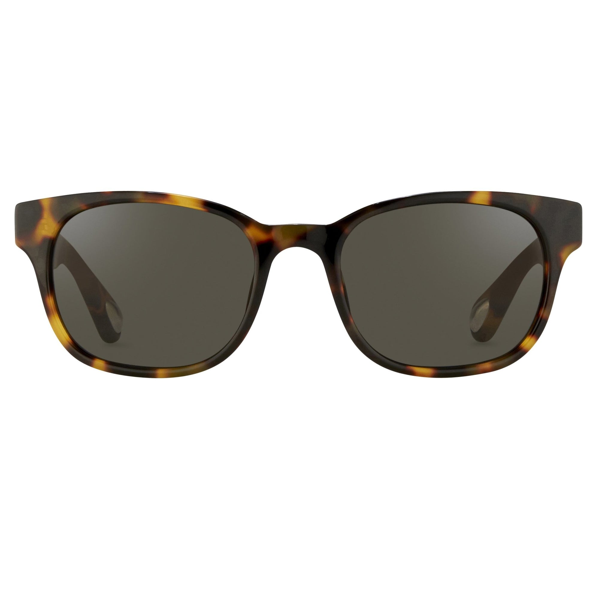 Ann Demeulemeester Sunglasses Rectangular Tortoise Shell and Grey