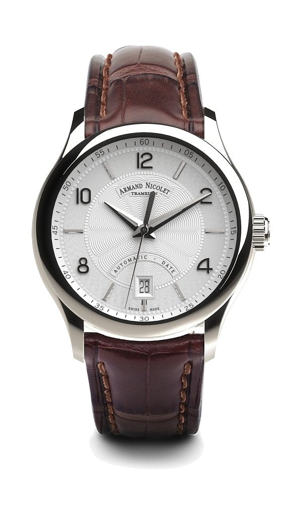 Armand Nicolet M02-4 Silver