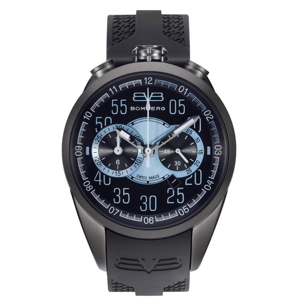 Bomberg 1968 Chronograph Blue - Watches & Crystals