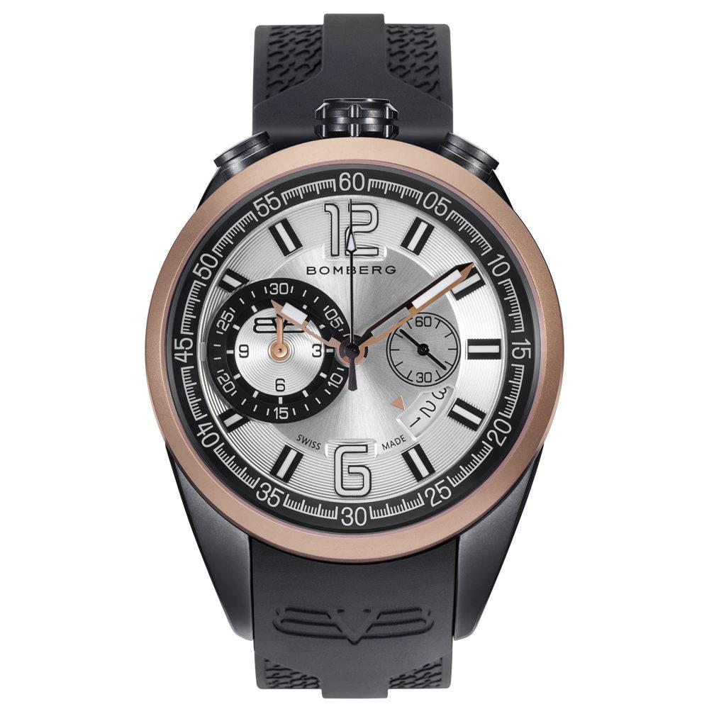 Bomberg 1968 Chronograph Bronze - Watches & Crystals
