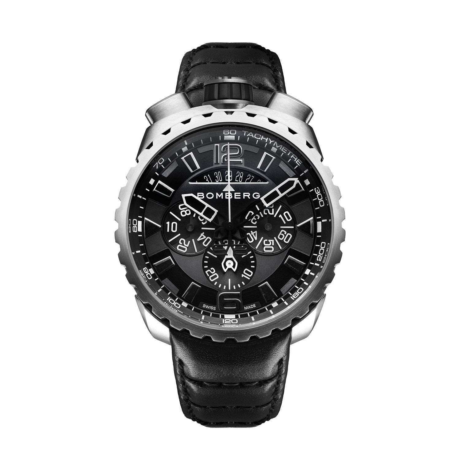 Bomberg BOLT-68 Chronograph - Watches & Crystals