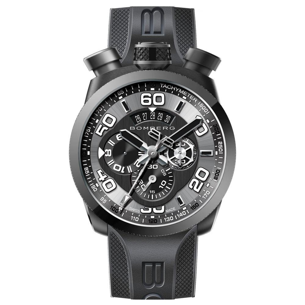 Bomberg BOLT-68 Chronograph Black