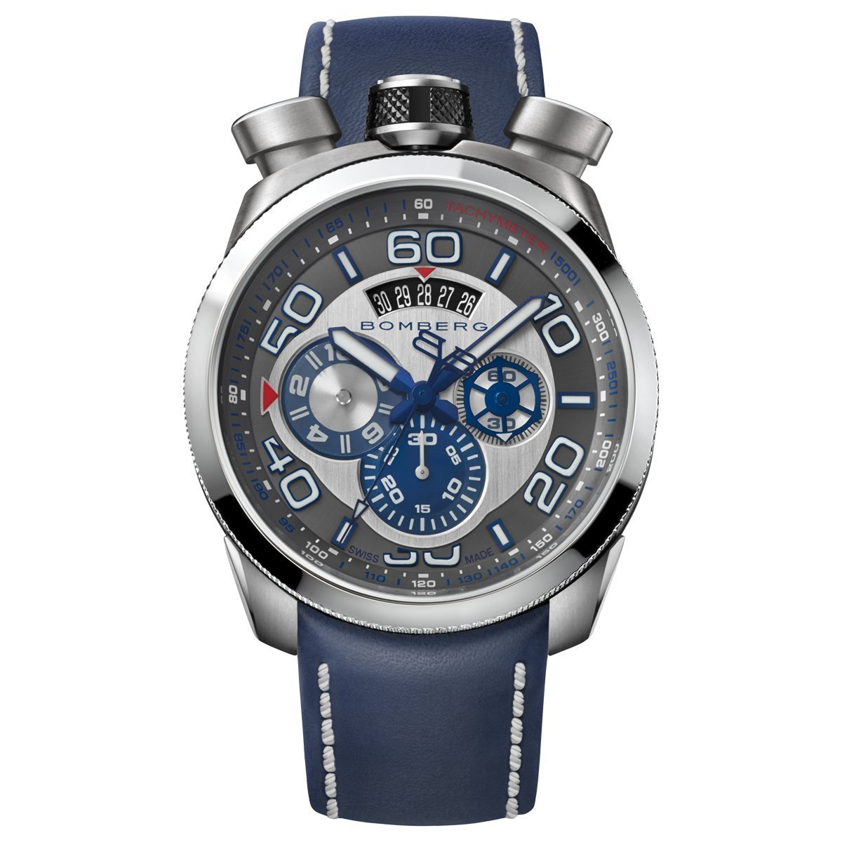 Bomberg BOLT-68 Chronograph Blue