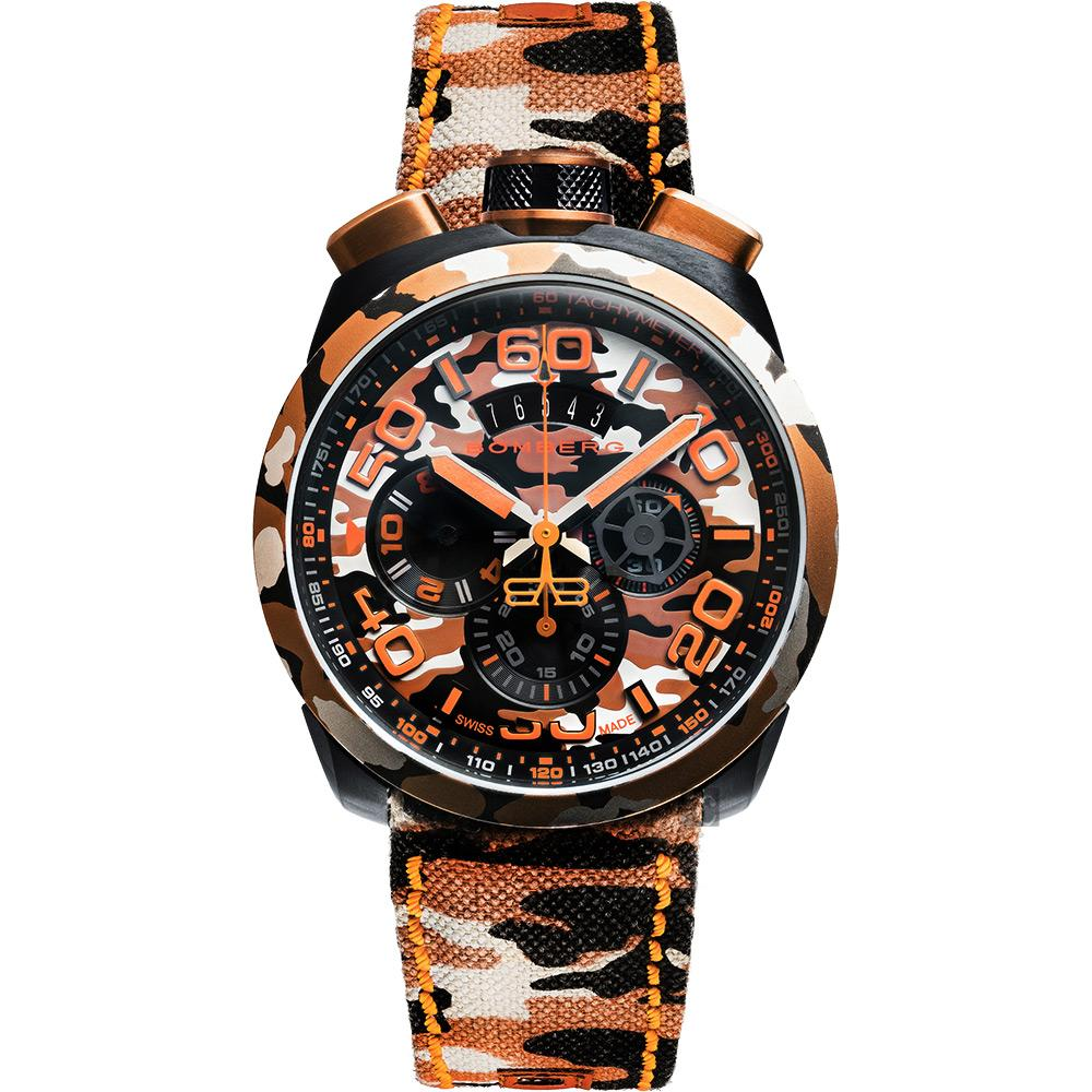 Bomberg BOLT-68 Chronograph Camouflage - Watches & Crystals
