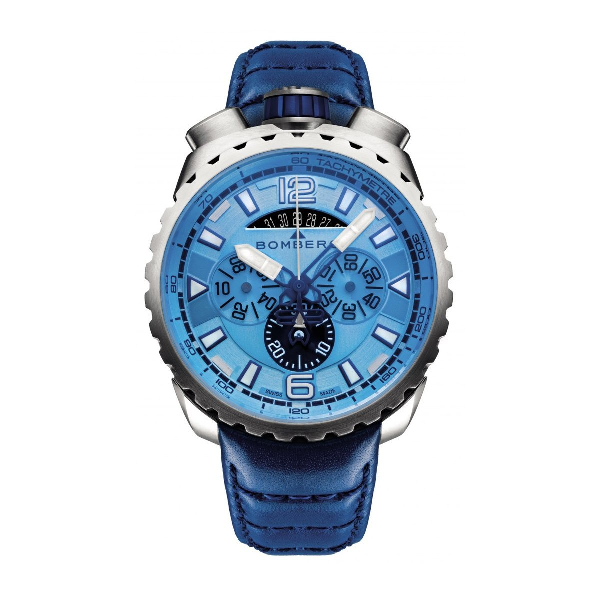 Bomberg BOLT-68 Chronograph Sea Blue