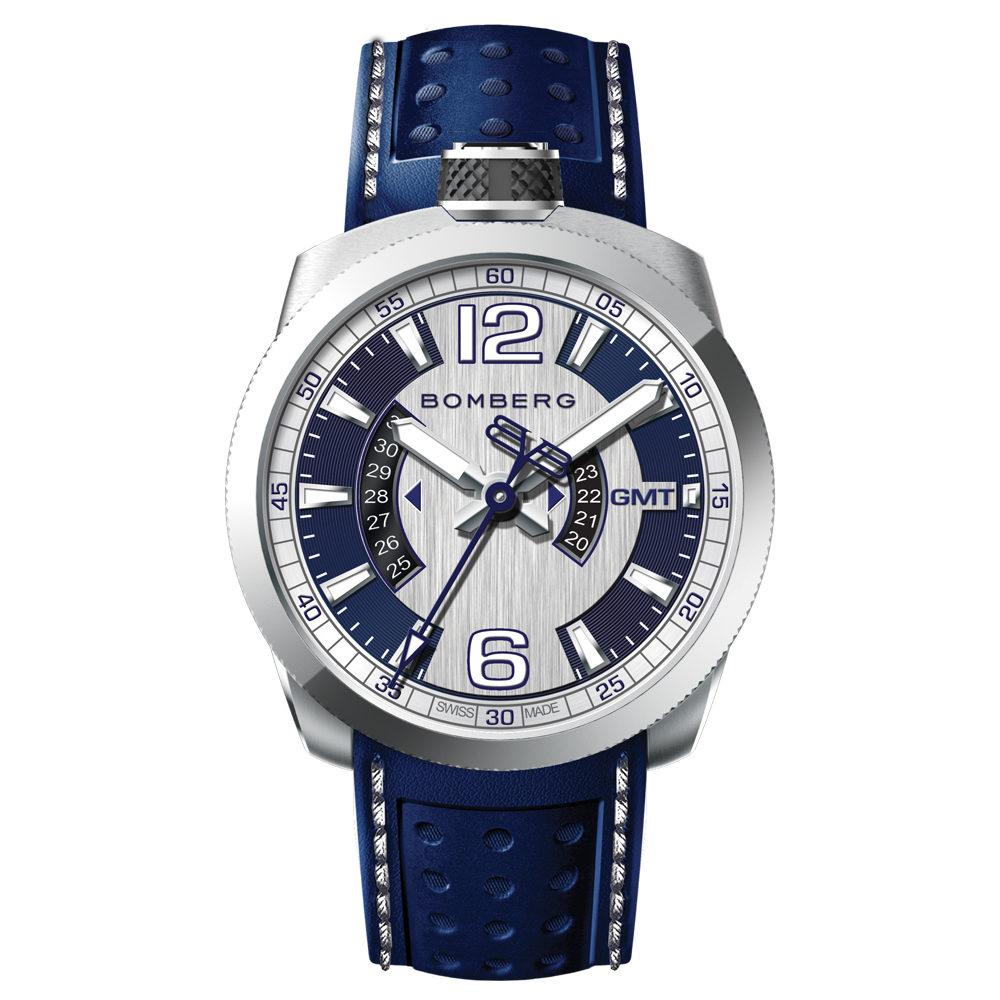 Bomberg BOLT-68 GMT Blue