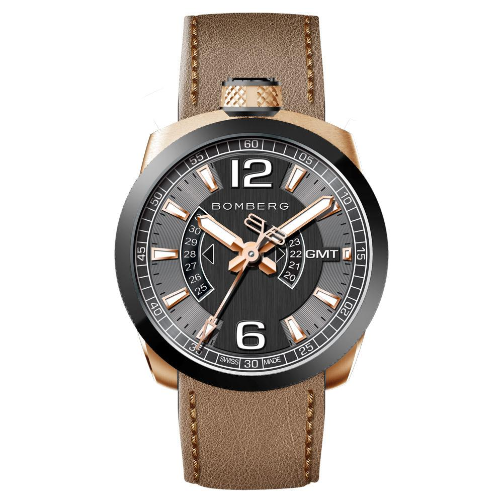 Bomberg BOLT-68 GMT Bronze