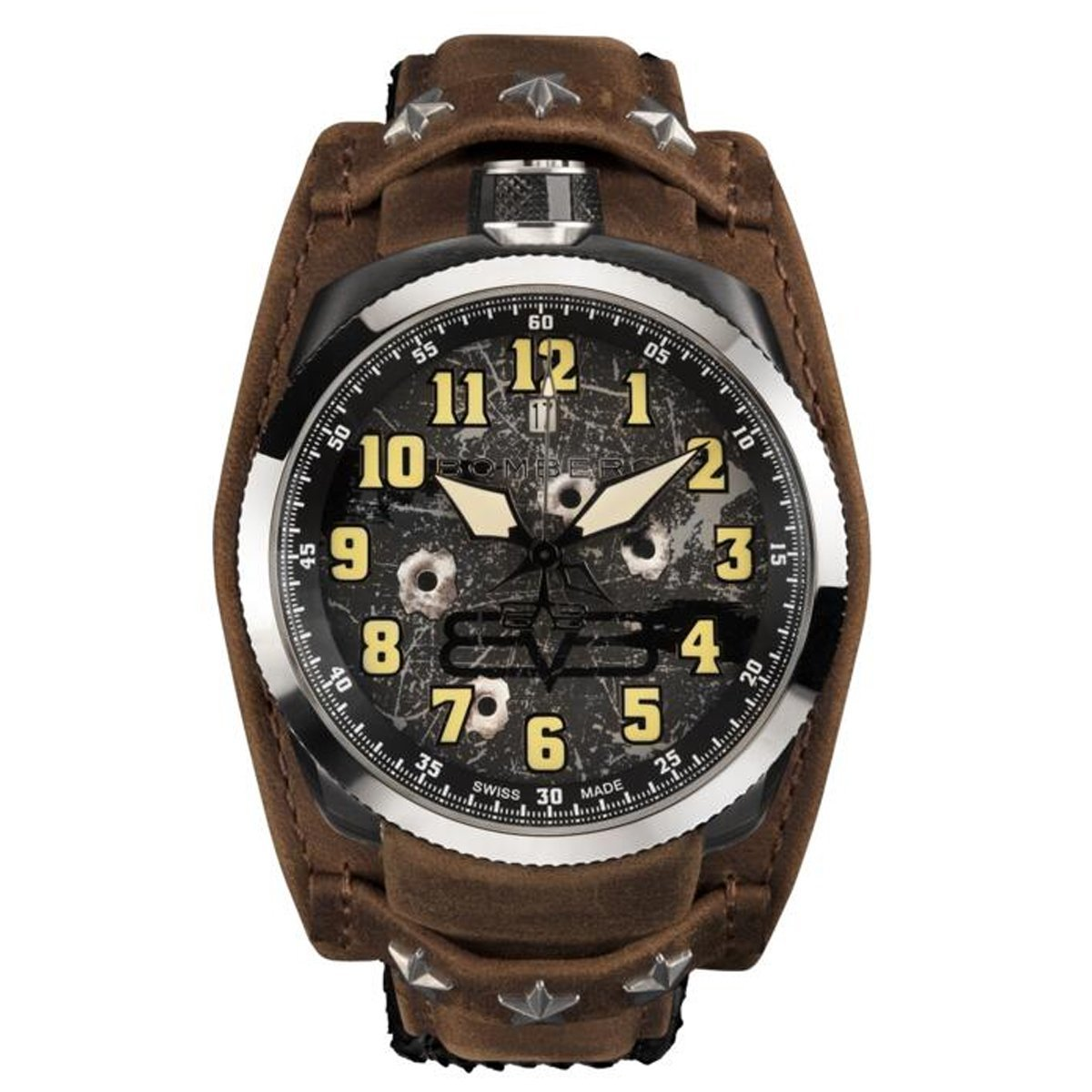 Bomberg BOLT-68 Pilot Vintage - Watches & Crystals