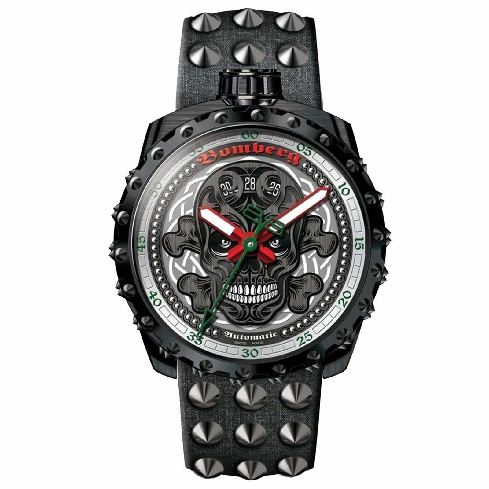Bomberg BOLT-68 Punk - Watches & Crystals