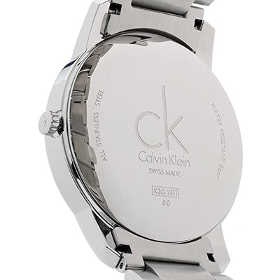 Calvin Klein City 43MM Blue Stainless Steel - Watches & Crystals