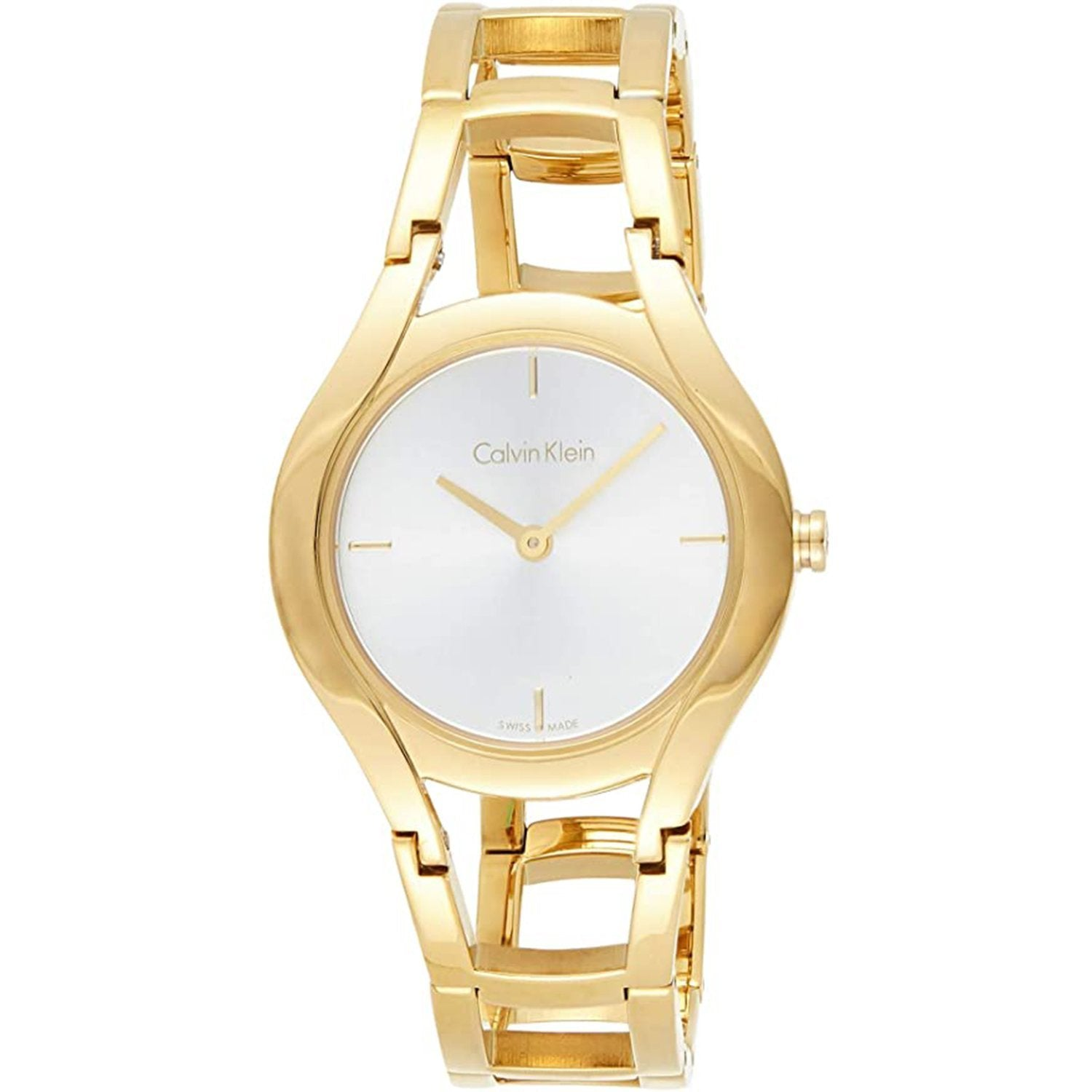 Calvin Klein Class Yellow Gold-tone - Watches & Crystals