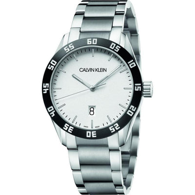 Calvin Klein Complete Silver Stainless Steel - Watches & Crystals