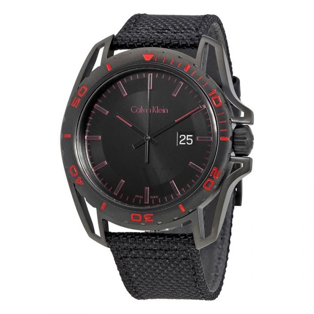Calvin Klein Earth Black - Watches & Crystals