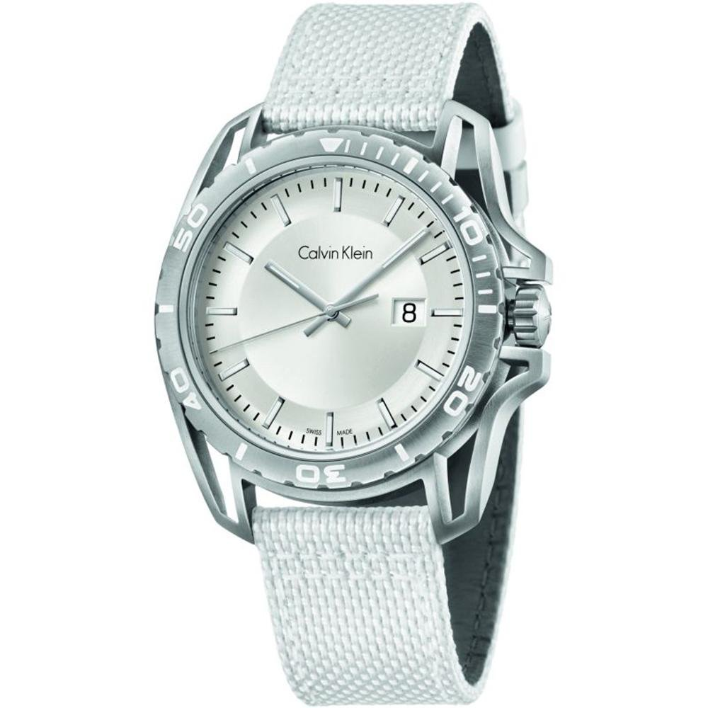 Calvin Klein Earth White - Watches & Crystals