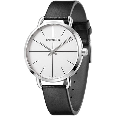 Calvin Klein Even Black - Watches & Crystals