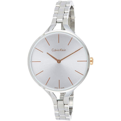 Calvin Klein Graphic Rose Gold - Watches & Crystals