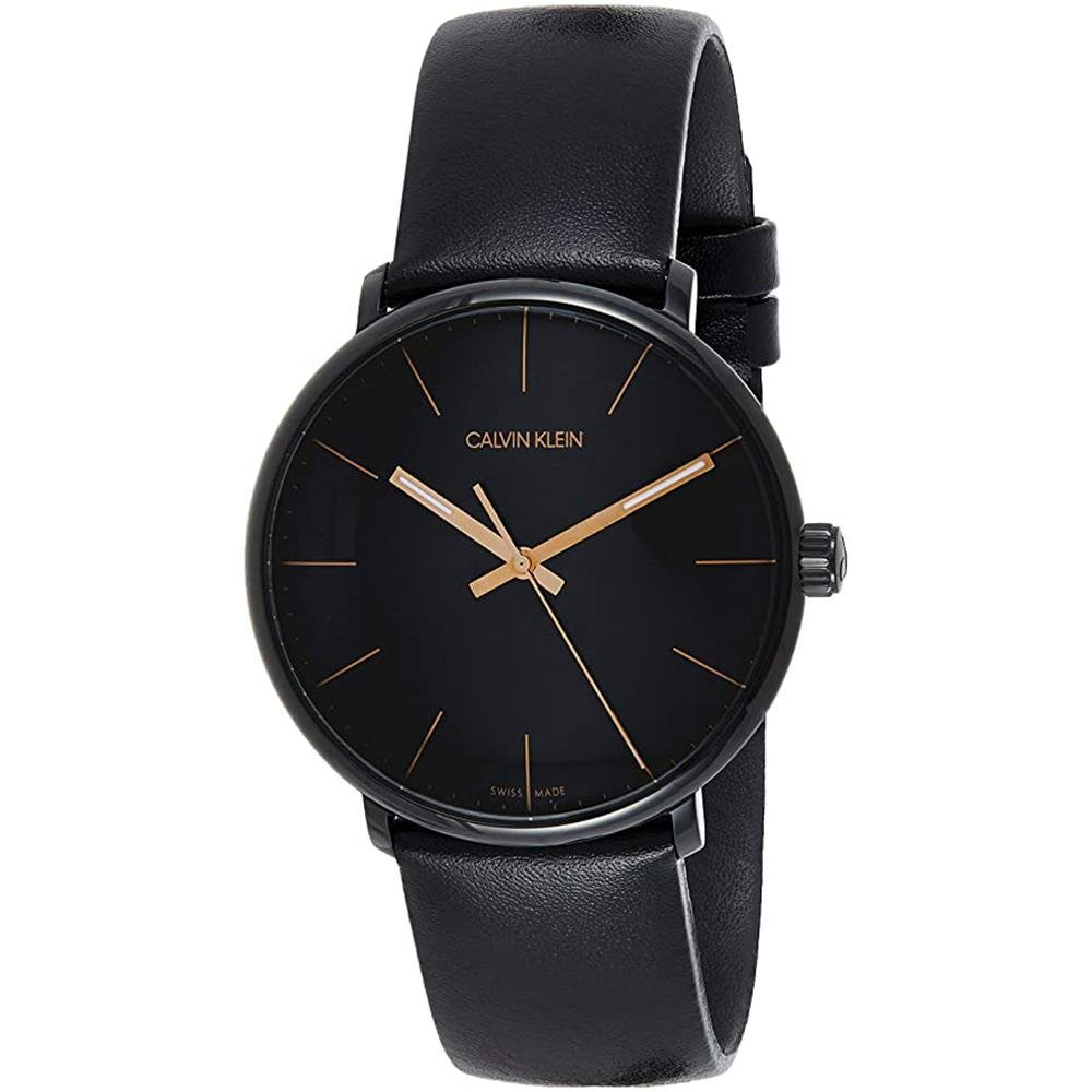 Calvin Klein High Noon 40MM Black