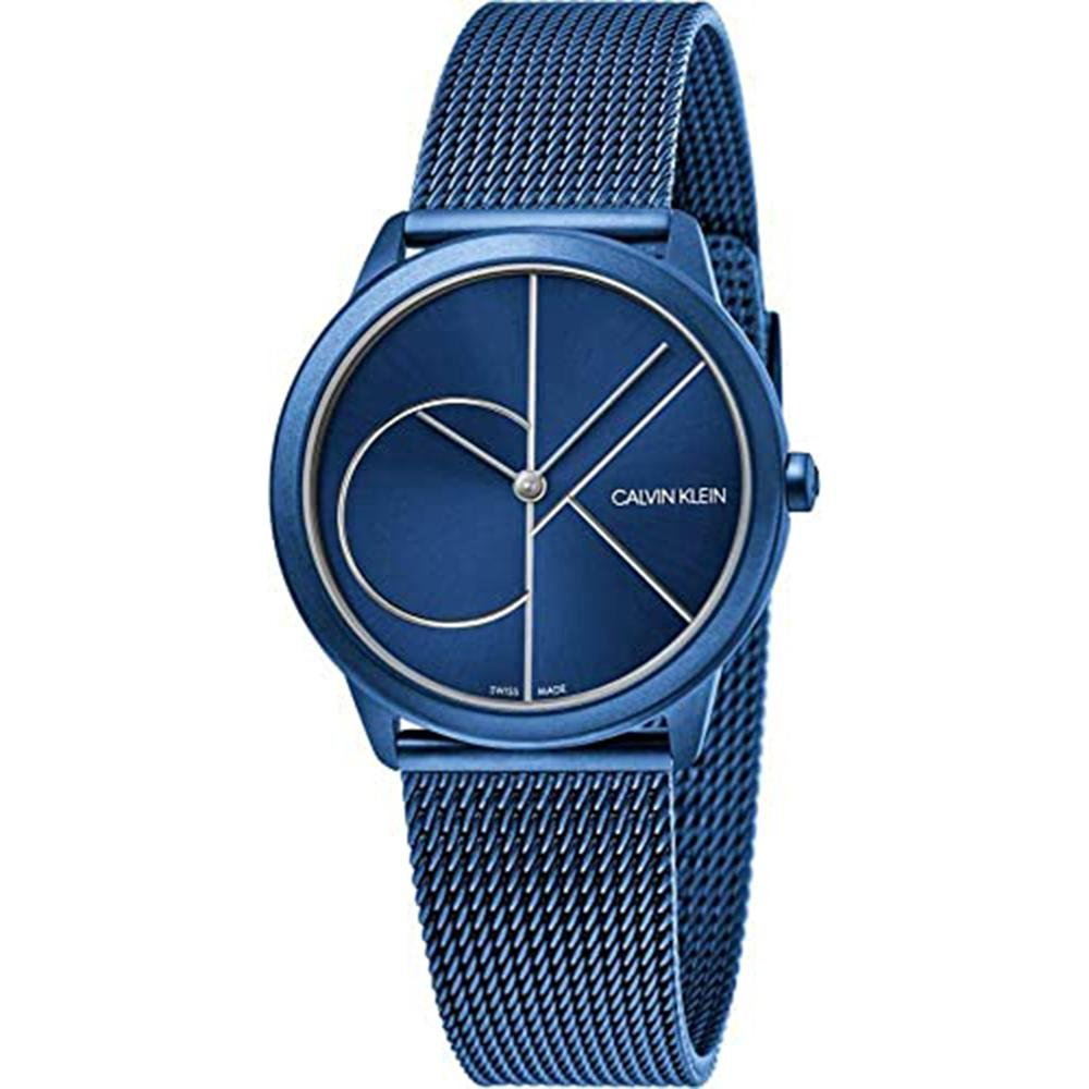 Calvin Klein Minimal 35MM Blue - Watches & Crystals