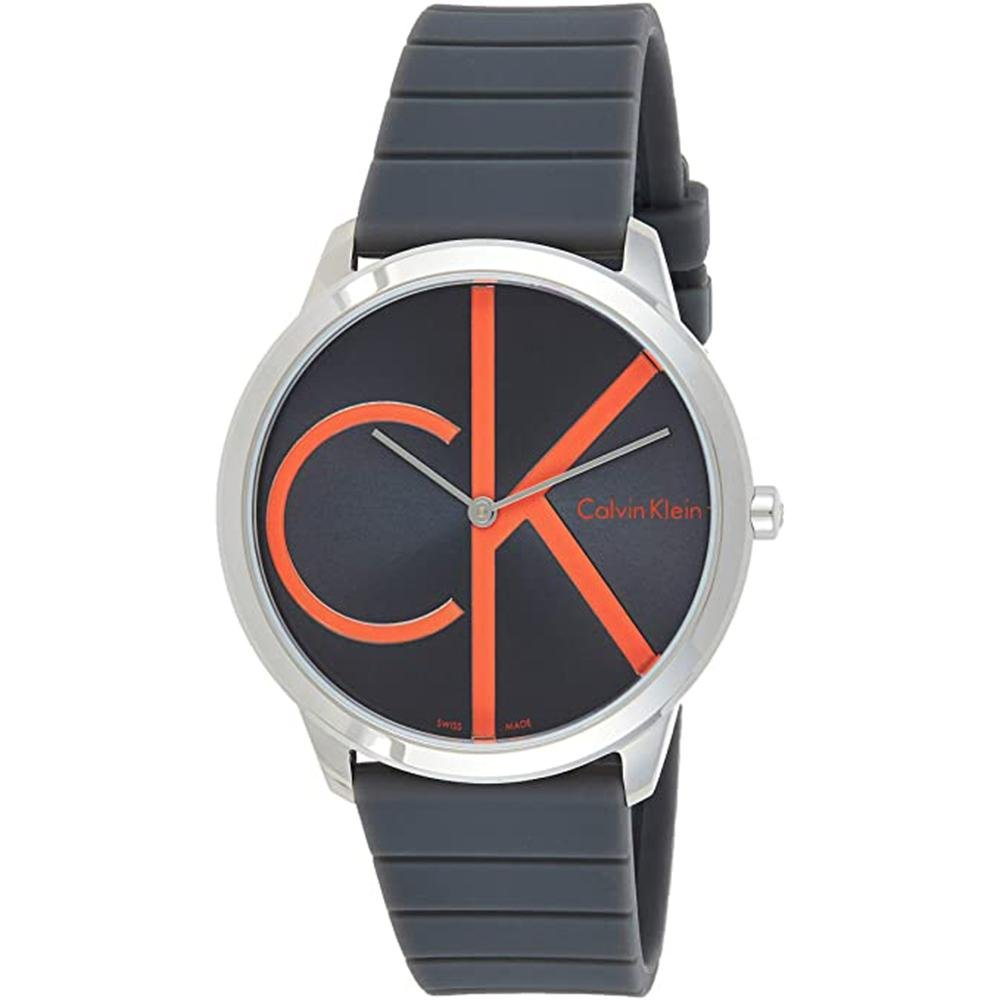 Calvin Klein Minimal Black - Watches & Crystals