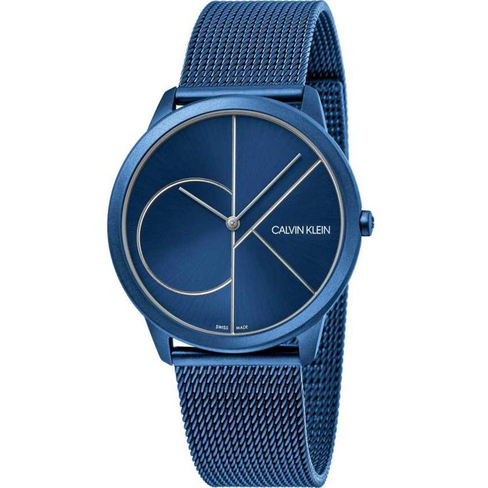 Calvin Klein Minimal Blue - Watches & Crystals