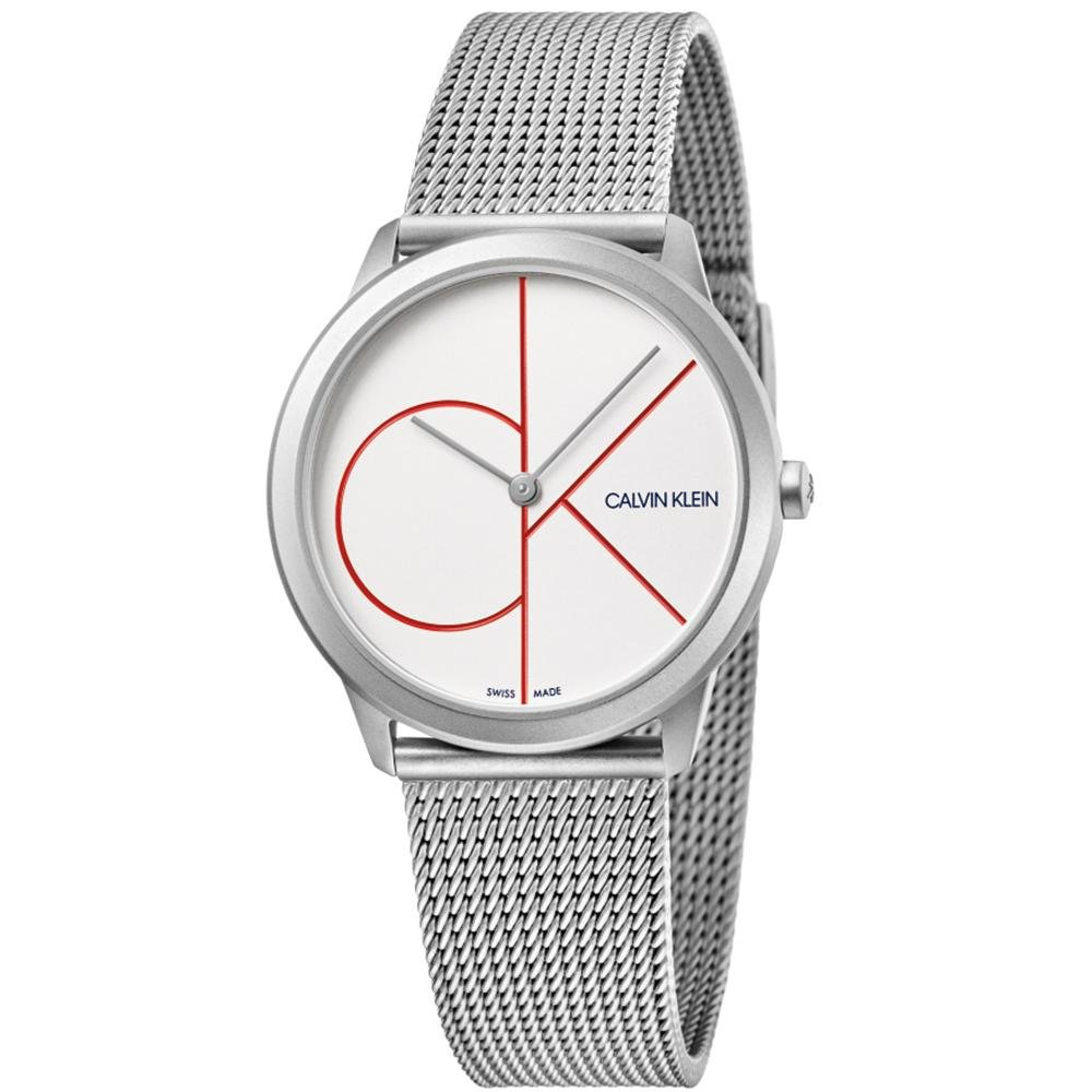 Calvin Klein Minimal Stainless Steel - Watches & Crystals