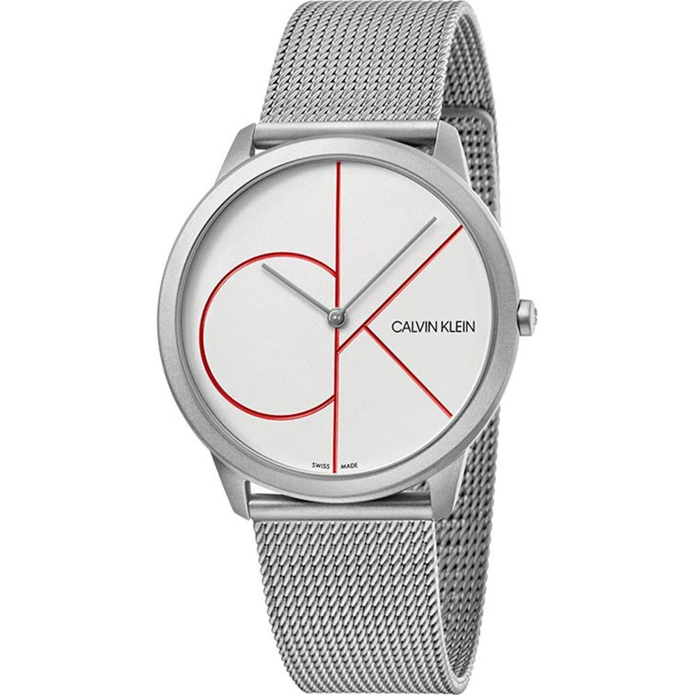 Calvin Klein Minimal White - Watches & Crystals