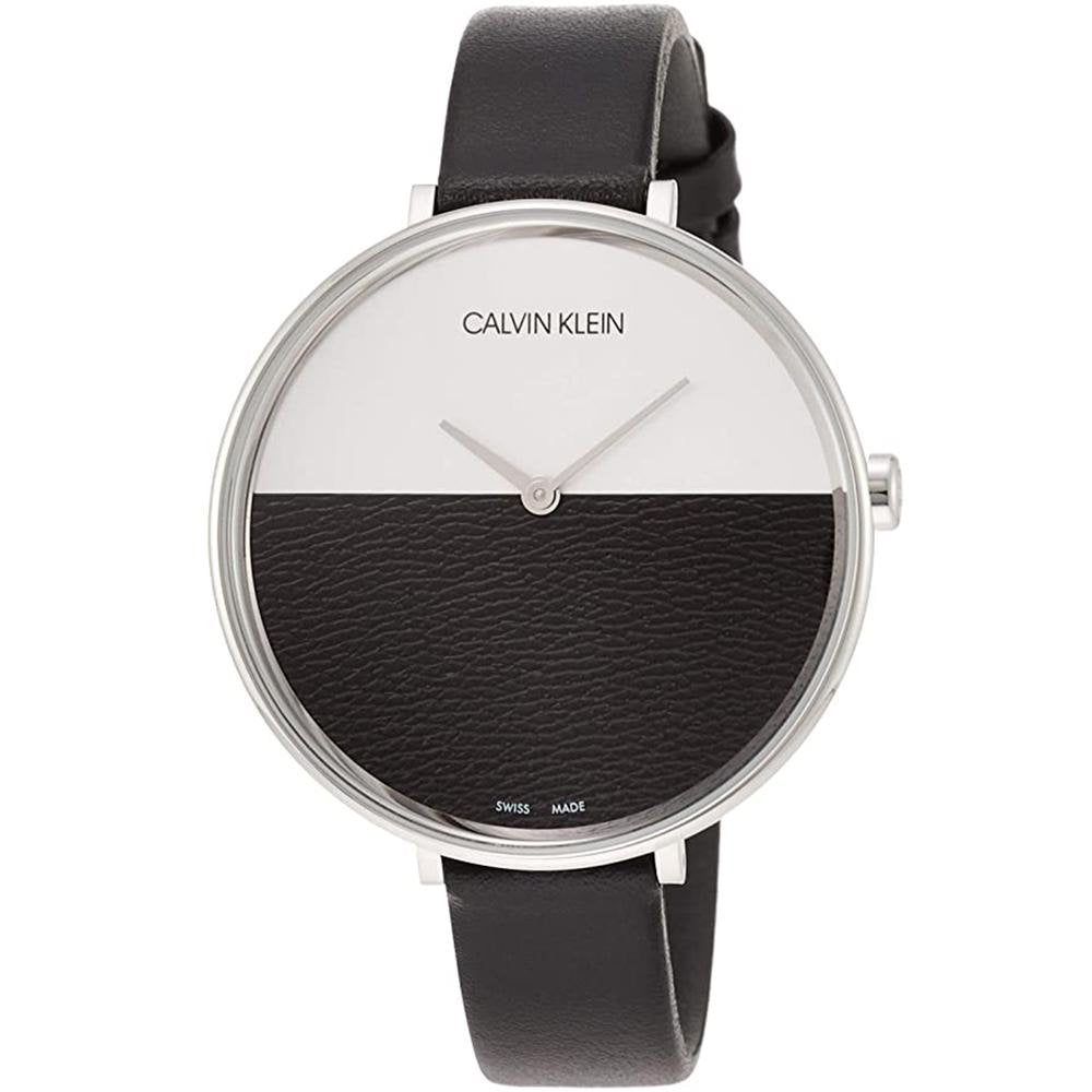 Calvin Klein Rise Silver and Black - Watches & Crystals