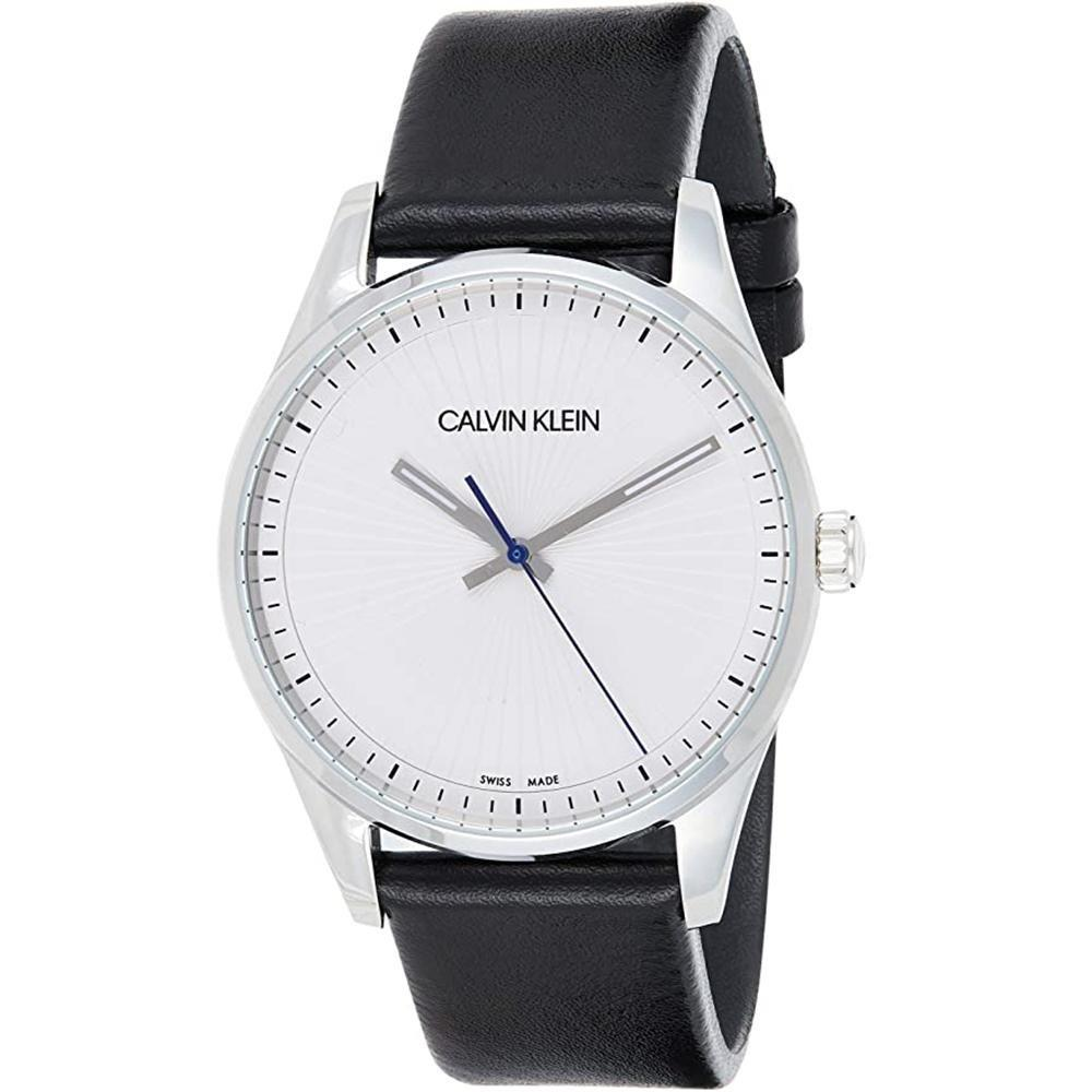 Calvin Klein Steadfast White - Watches & Crystals
