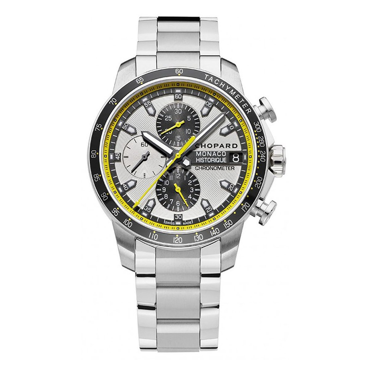Chopard Grand Prix Monaco Historique Chronograph Men's Watch - Watches & Crystals
