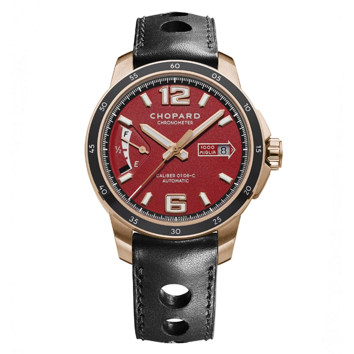 Chopard Mille Miglia Men's Watch 2015 Race Edition Rose Gold - Watches & Crystals