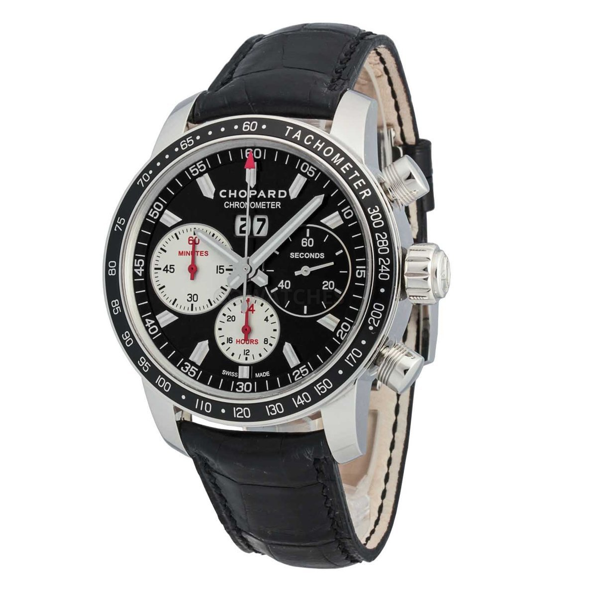 Chopard Mille Miglia Race Edition Chronograph Men's Watch Steel - Watches & Crystals