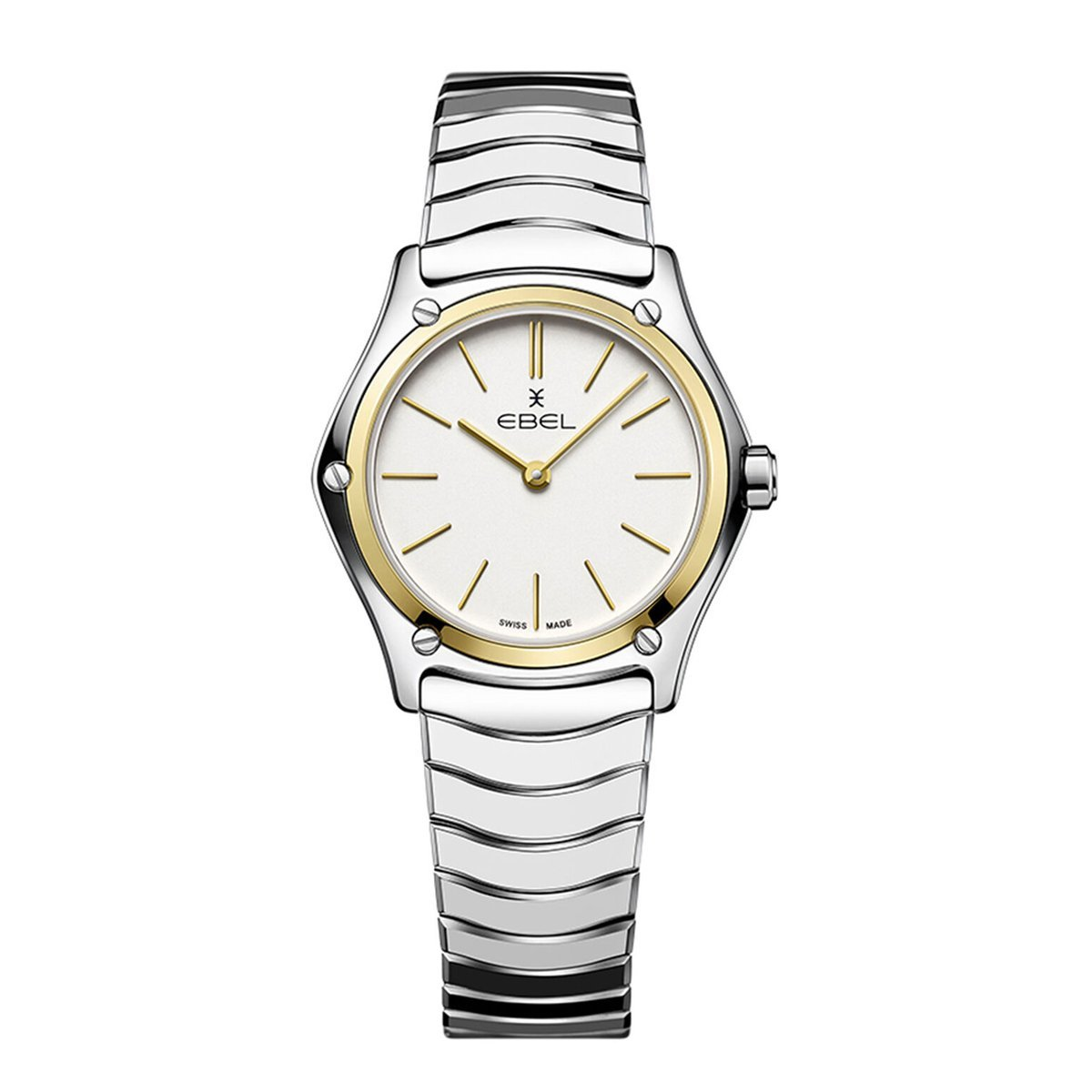 Ebel Sports Classic White Two Tone - Watches & Crystals