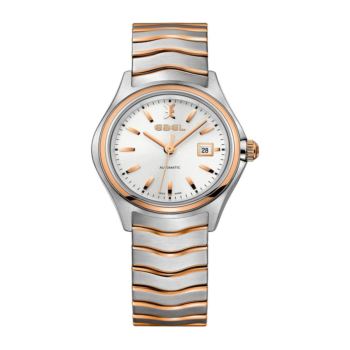 Ebel Wave 18ct Rose Gold - Watches & Crystals