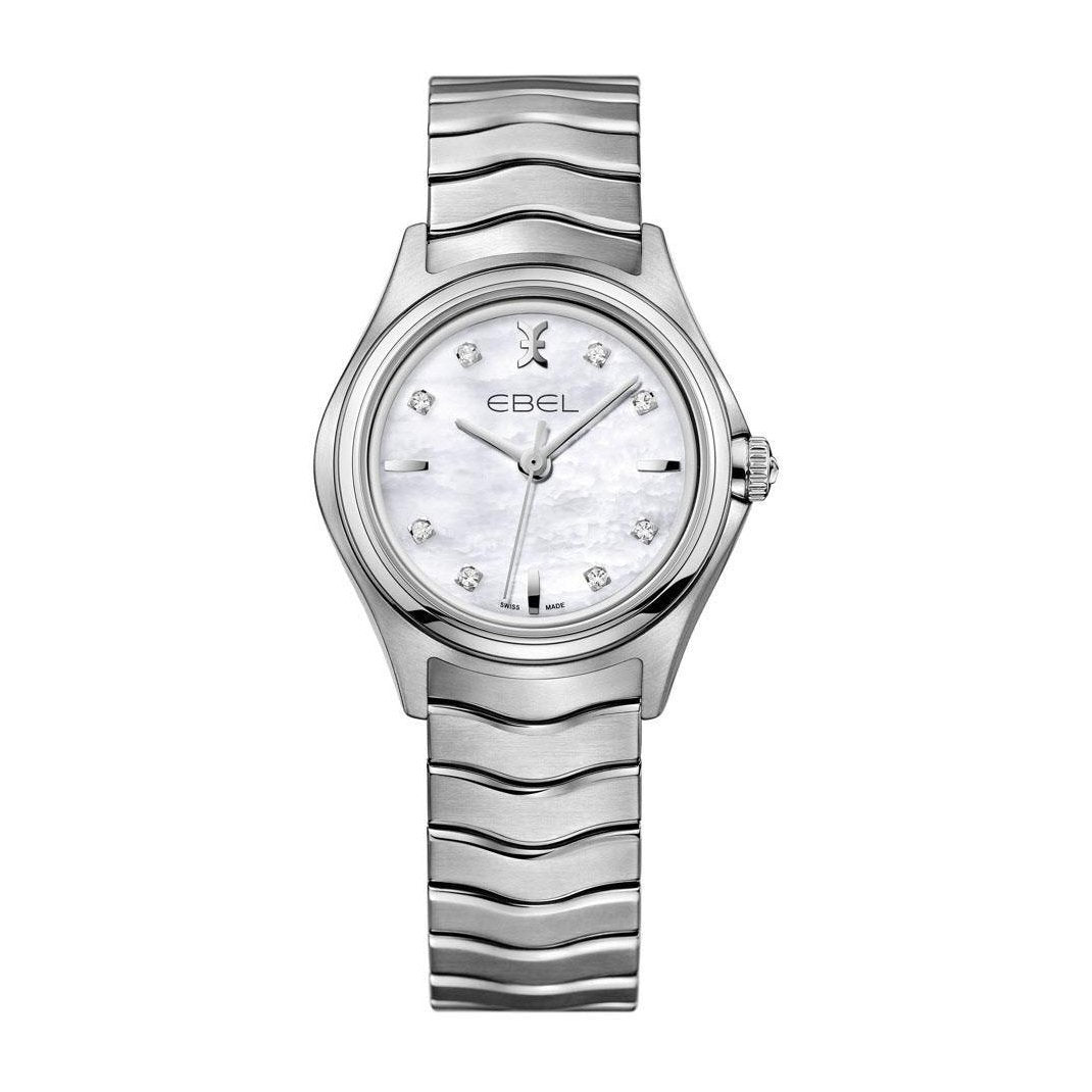 Ebel Wave Steel Diamonds - Watches & Crystals