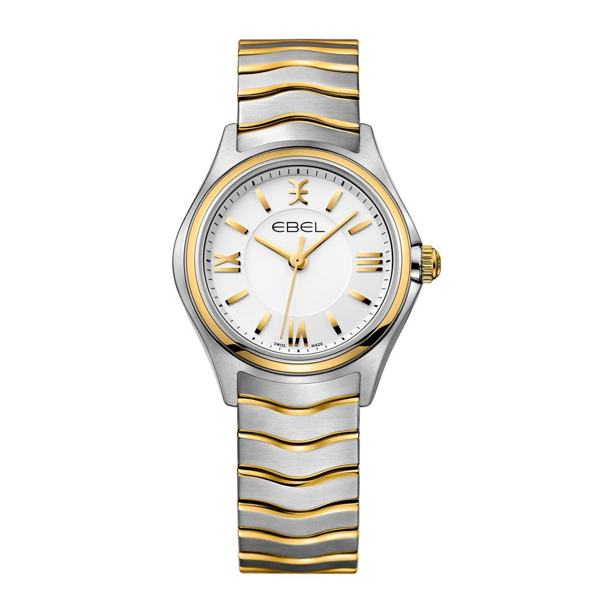 Ebel Wave Two Tone - Watches & Crystals
