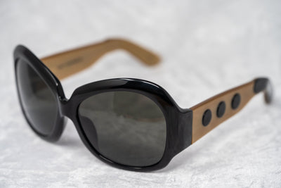 Eley Kishimoto Sunglasses Jackie-O Black With Grey Lenses 8EK21C3BLACK - Watches & Crystals