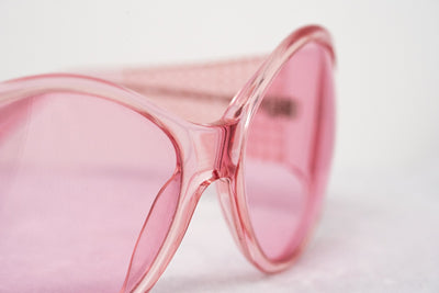 Eley Kishimoto Sunglasses Jackie-O Pink With Pink Lenses 8EK19C2PINK - Watches & Crystals
