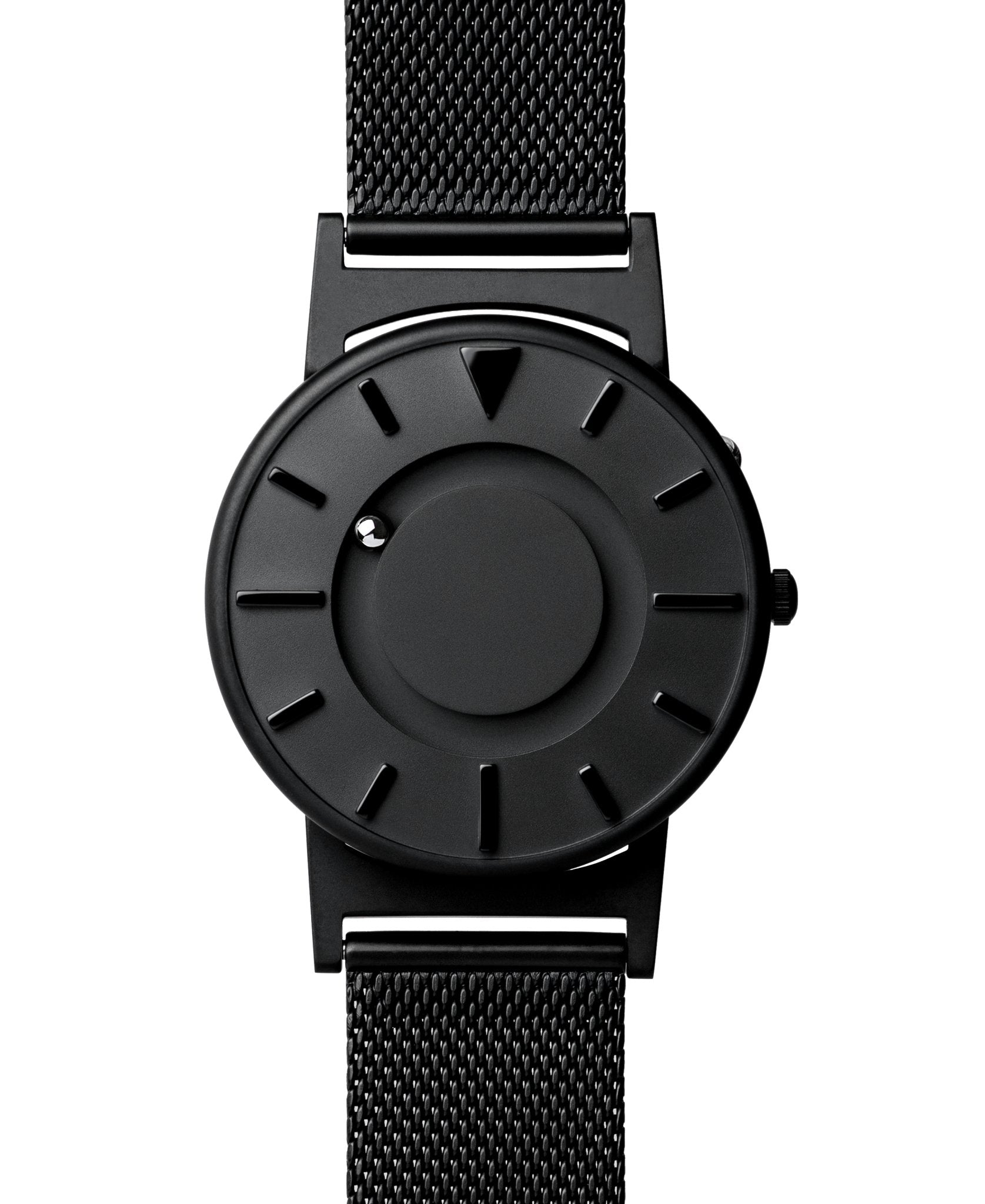 Eone Bradley Black Mesh - Watches & Crystals