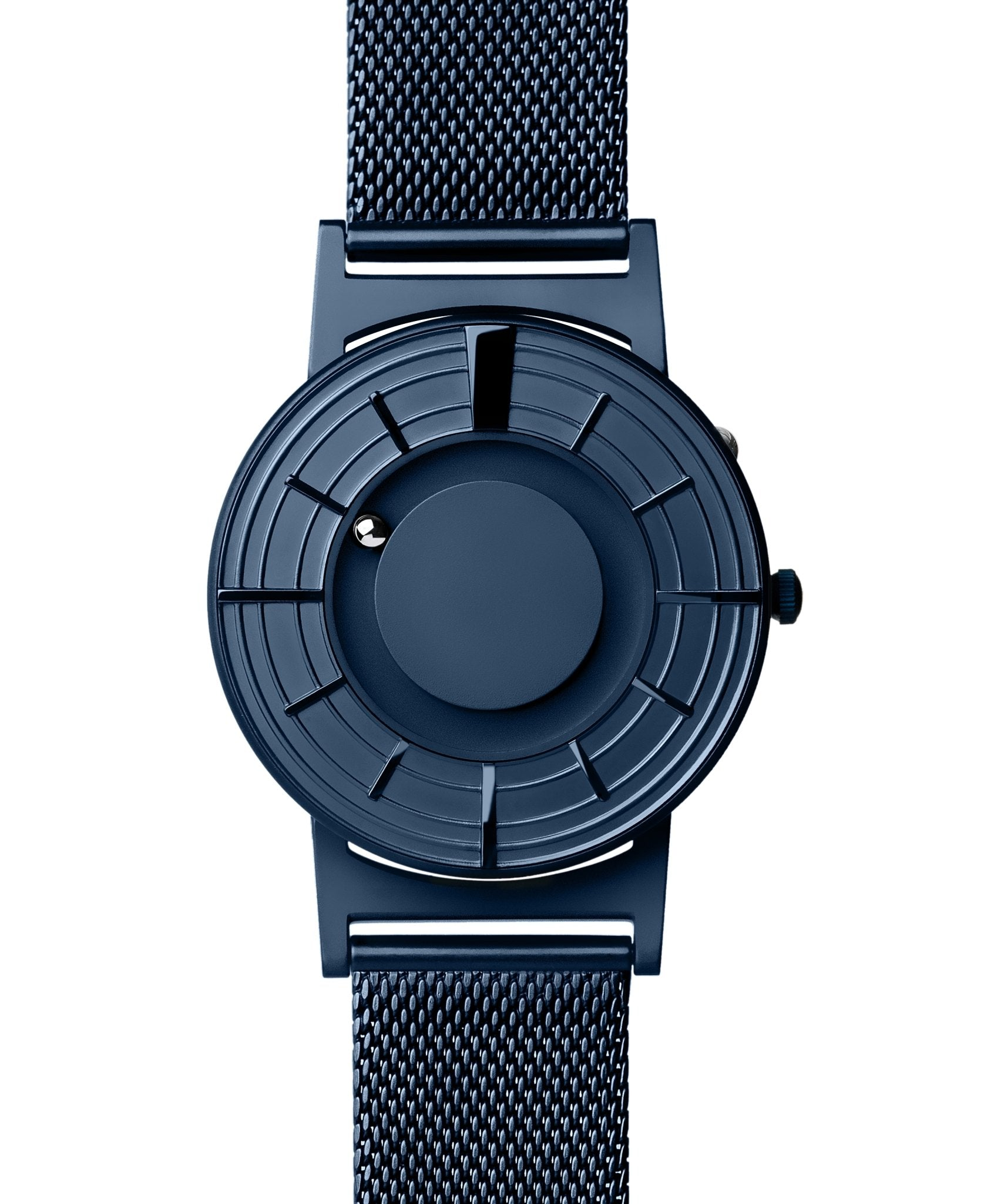Eone Bradley Edge Blue Mesh - Watches & Crystals