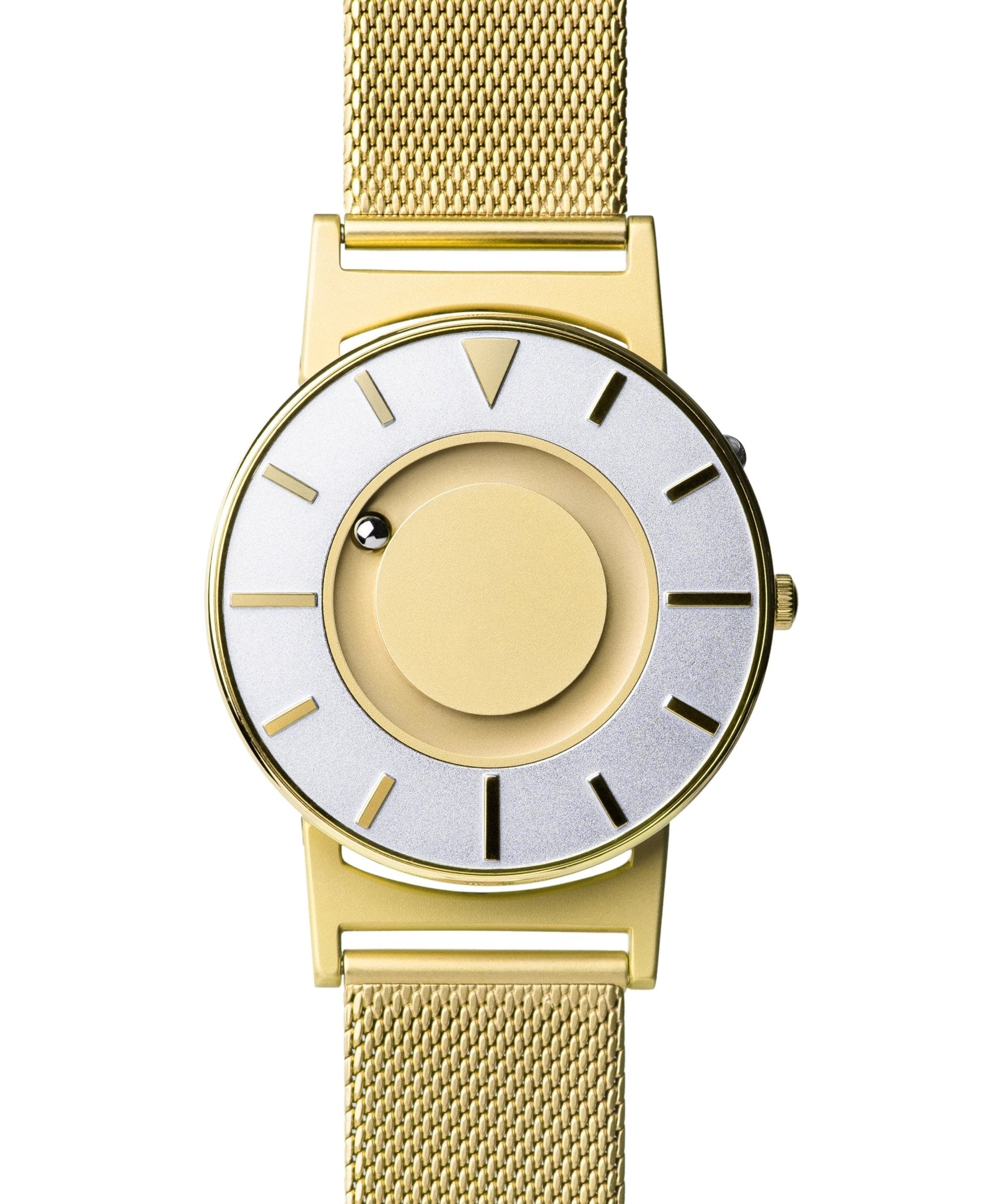Eone Bradley Gold Mesh - Watches & Crystals