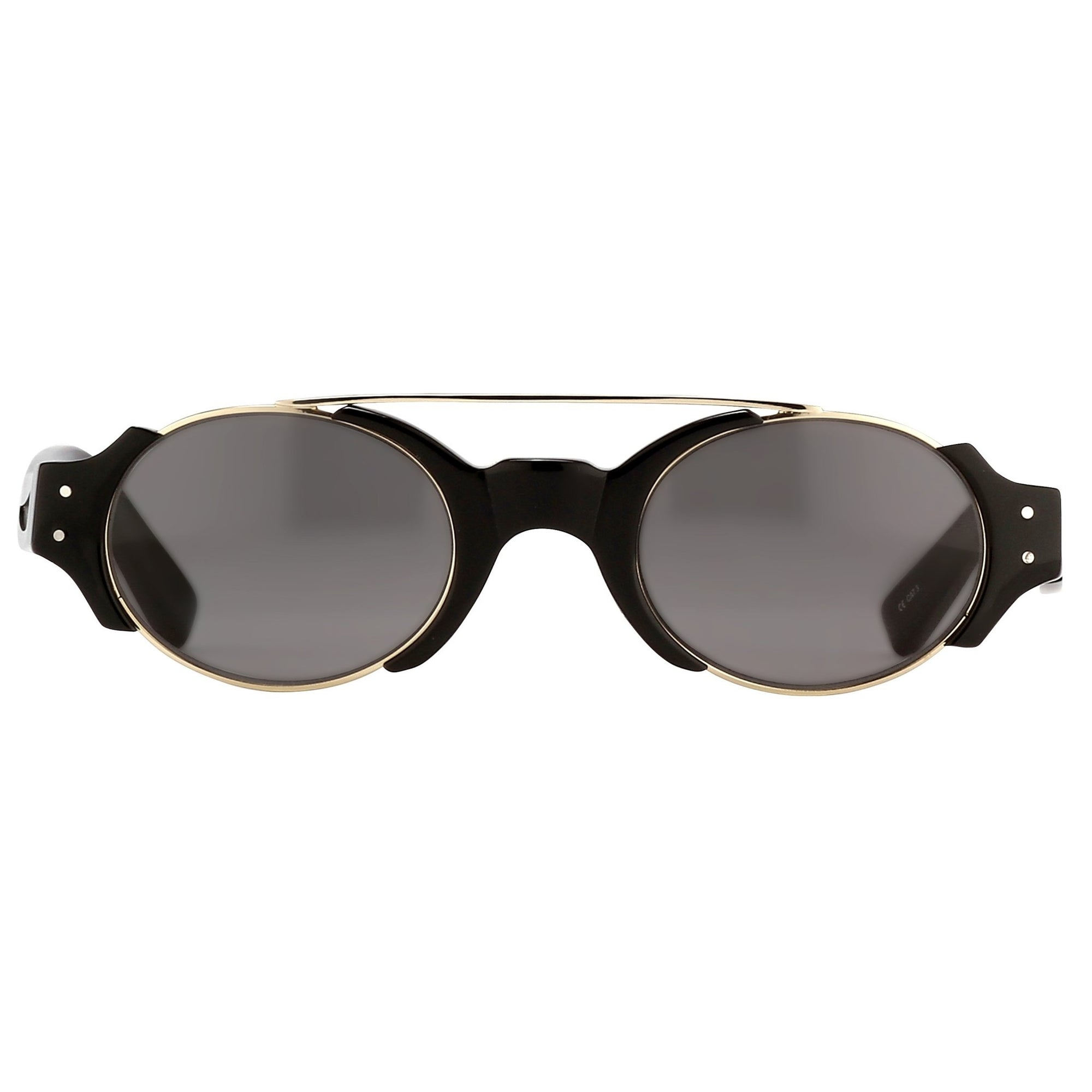 Erdem Women Sunglasses Black Light Gold with Grey Lenses Category 3 EDM8C2SUN - Watches & Crystals