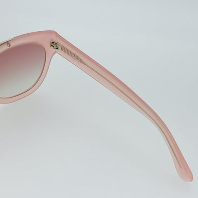 Erdem Women Sunglasses D-Frame Pale Pink with Rose Graduated Lenses EDM11C5SUN - Watches & Crystals