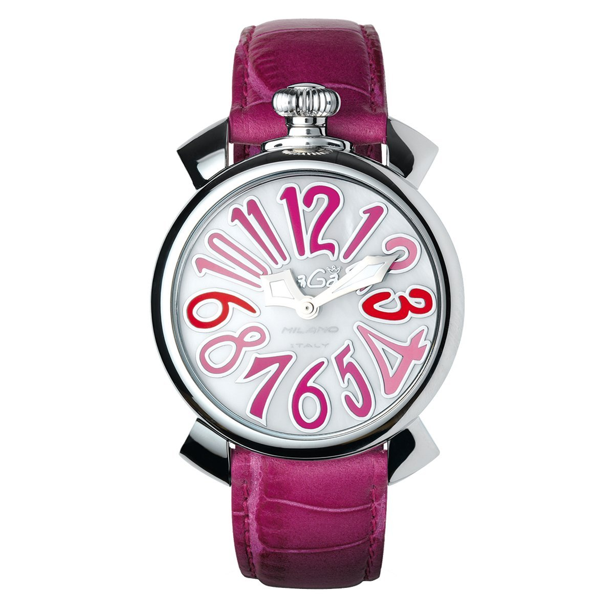 GaGà Milano Manuale 40MM Pink - Watches & Crystals