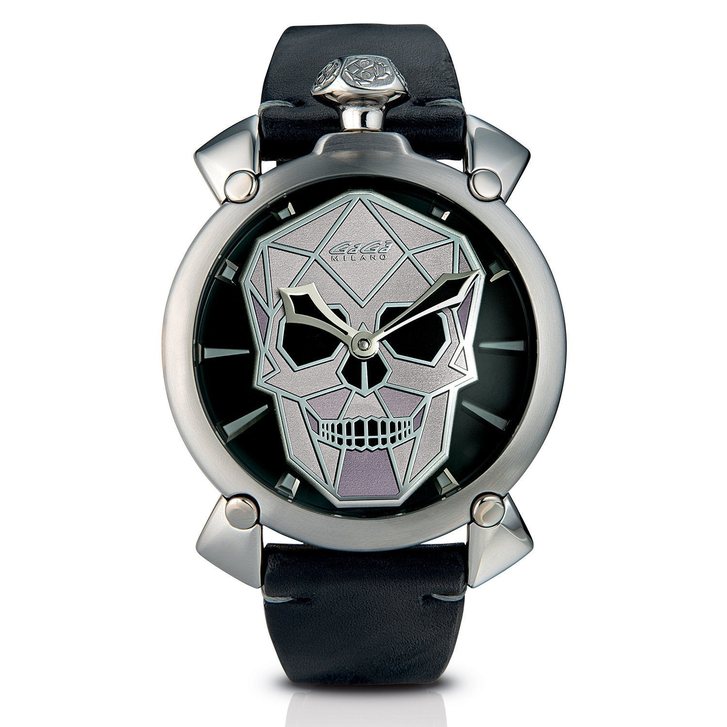 GaGà Milano Manuale 48 Bionic Skull Limited Edition - Watches & Crystals