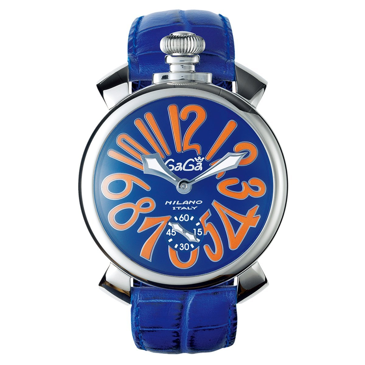 GaGà Milano Manuale 48MM Blue - Watches & Crystals