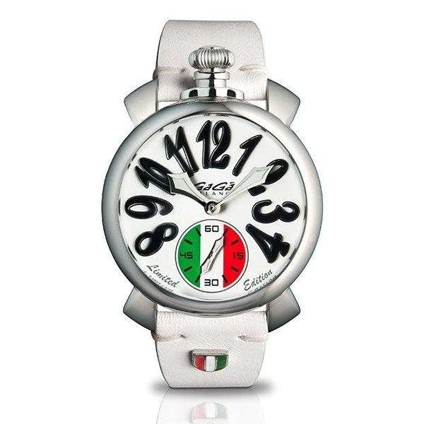 GaGà Milano Manuale 48MM Italy Limited Edition - Watches & Crystals