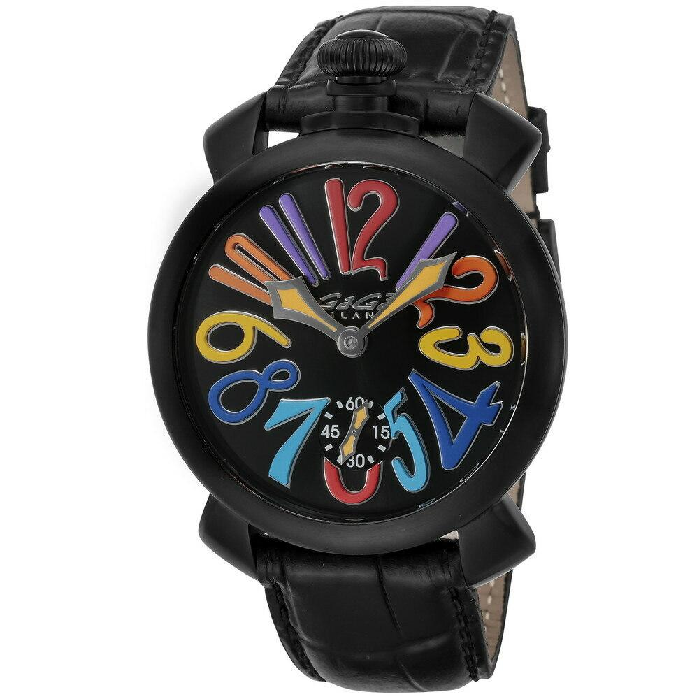GaGà Milano Manuale 48MM Men's Watch - Watches & Crystals