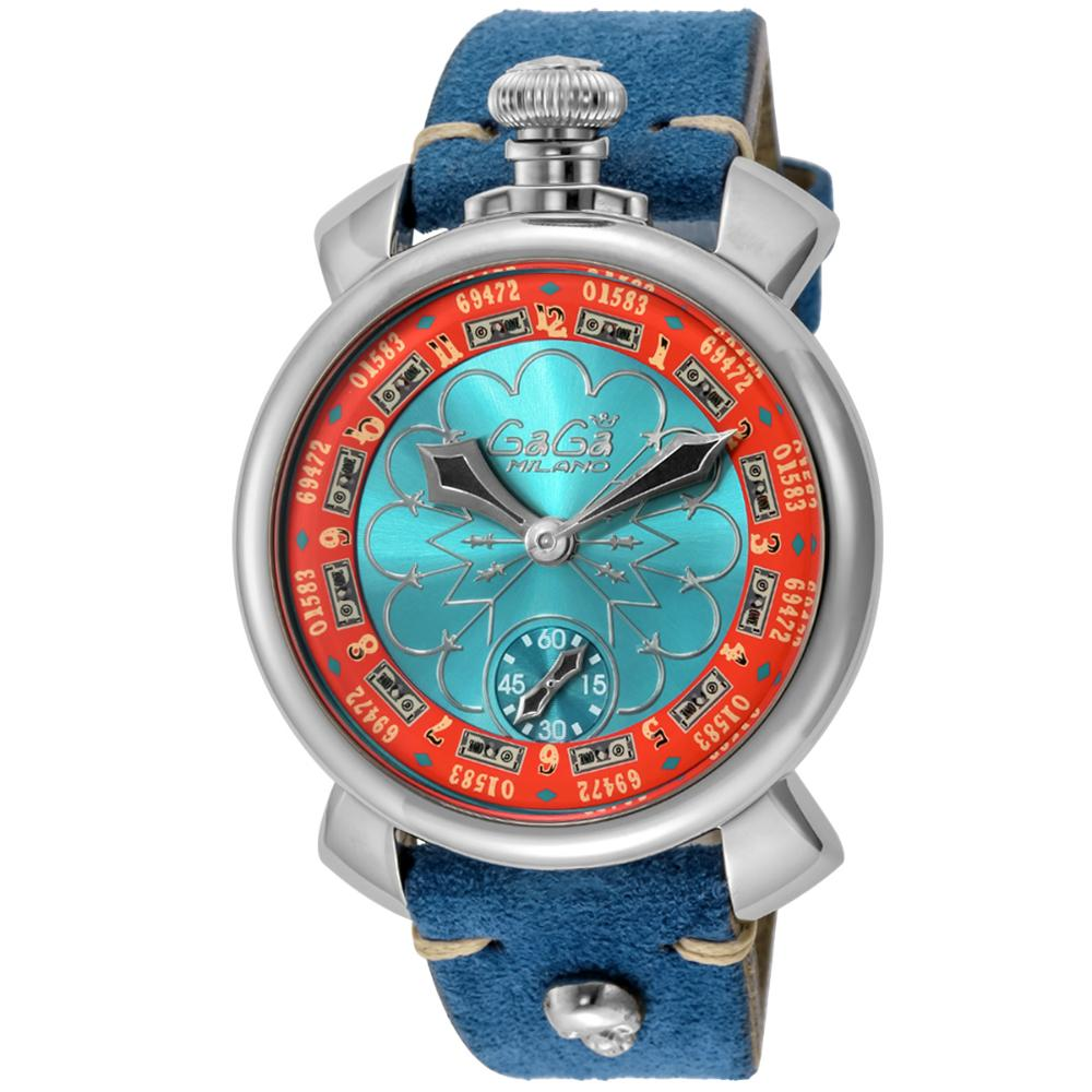 GaGà Milano Manuale 48MM Wheel of Fortune - Watches & Crystals